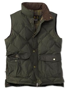Nothing like a good puffer vest