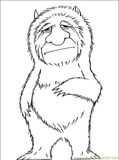 coloring pages of random stuff - photo#19