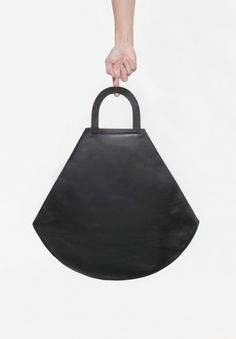 * Minimalistic Handbag - chic minimal bag // Building Block