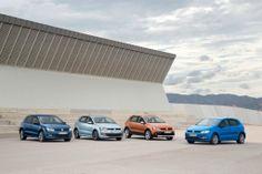 VAU-MAX.de: Update zum 2014er Polo Facelift: Das VW Polo 6R Facelift ist da - auch Cross, Blue GT und Blue Motion kommen neu
