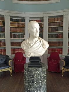 I think Kenwood House can make it into our Great Estates of Britain Series. We visited Kenwood in August, deciding to see more of t. Kenwood House, Hampstead Heath, British Country, Country Estate, Britain, Interiors, London, Park, Books