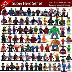 Latest shen yuan figures New super hero Star wars city Dolls Building Blocks Figures toys