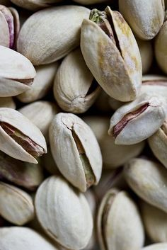 Pistachios are high in vitamin B6. Deficiency in vitamin B6 (niacin) can lead to sleep problems. Niacin helps to ease anxiety related sleep issues. Health benefits to go nuts for  #sleepweek