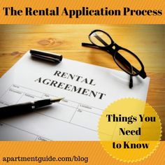The Rental Application Process If it's your first time renting an apartment, applying for the apartment might be more complicated than you think. Here's what you can expect from the rental application process. Apartment Hunting, 1st Apartment, Apartment Lease, Apartment Finder, Apartment Guide, Apartment Living, The Tenant, Canada, Moving Out