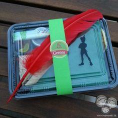 PANtatstische Bentos / Brotdosen Peter Pan Party, Lunch Box, Disney, Bread, Children, Disney Art