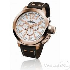 TW Steel CE1019 CEO Collection Chrono watch 45mm