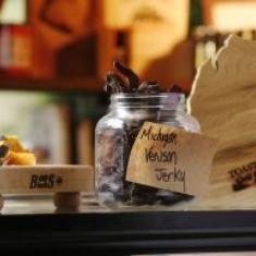 Venison Jerky Recipe (via foodily.com)