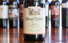The Reverse Wine Snob: Chateau Ste Michelle Columbia Valley Syrah 2012 - Super Savory.  Dark berry with touches of smoky bacon. Sourced primarily from the Wahluke Slope.