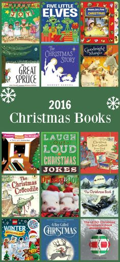 2016 NEW & charming Christmas picture books