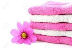 como decorar baño en color rosa