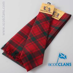 MacQuarrie Tie and S