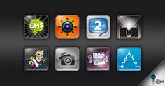Mobile Apps UI Design & Icons  Mobile Apps UI Design & Icons mobile apps |  UI design |  Icons