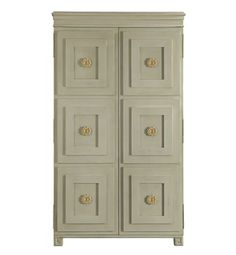 Tuxedo Armoire by Suzanne Kasler for Hickory Chair ~ have this beauty in the master bedroom of our FL home ~  <3
