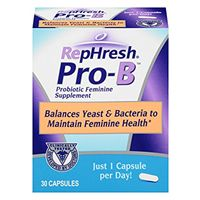 We just got done testing out #RepHresh Pro-B Probiotics! Check out our review here:  http://www.probioticsguide.com/rephresh-pro-b-probiotic-review/