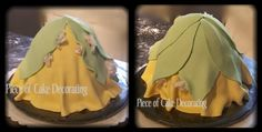 Piece of Cake Decorating | How to Make Disney's 'The Princess and the Frog' Doll Cake