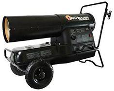 Mr. Heater 175,000-BTU Forced-Air Kerosene Heater, F270370 MH175KTR Best Space Heater, Electric Air Fryer, Kerosene Heater, Home Air Purifier, Fabric Steamer, Portable Heater, Cannon, All In One, Online Shopping