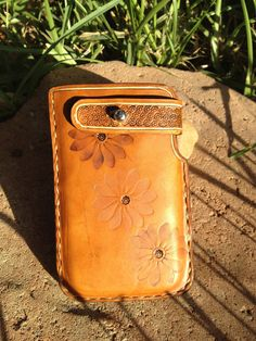 Awesome leather iPhone cases!