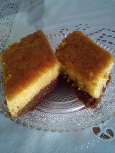 Greek Sweets, Greek Desserts, Greek Recipes, Cookbook Recipes, Dessert Recipes, Cooking Recipes, Creative Food, No Bake Cake, Deserts