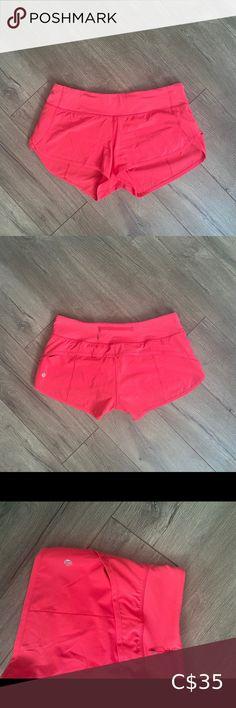"""Lululemon Speed Up Short 2.5"""" Lululemon speed up short 2.5"""" lululemon athletica Shorts Athletic Shorts Spandex Shorts, Hot Shorts, Running Shorts, Workout Shorts, Formal Shorts, Paper Bag Shorts, Lululemon Speed Shorts, Stretch Shorts, Athletic Shorts"""