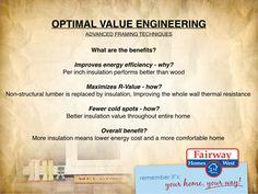Optimal Value Engineering