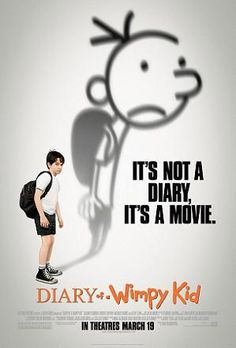 Movie News -  It looks like there will be no more Diary of a Wimpy Kid movies
