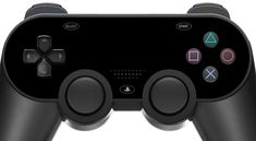 The PS4 controller I never knew I wanted so badly.