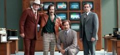Anchorman 2: The Legend Continues review from our film section, looking at the return of Will Ferrell, Steve Carell, Christina Applegate, Paul Rudd and Dave Koechner. It's got a huge amount of cameos too, including Harrison Ford, Will Smith, Sacha Baron Cohen, Kanye West, Jim Carey, Kirsten Dunst, Amy Poehler, Liam Neeson, John C. Reilly and Vince Vaughn.