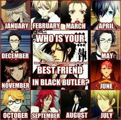 I got Sebastian *inhale* hell yes