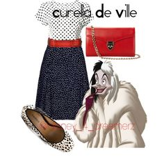 Curella De Ville by disneycraze6 on Polyvore featuring polyvore fashion style Dolce&Gabbana Betty Barclay Chinese Laundry Aspinal of London Norma Kamali Disney