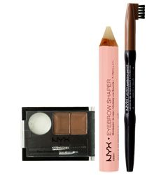 NYX cosmetics. I personally love their Blush in Mocha and Eye Brow Cake Powder. Inexpensive and high quality!