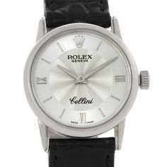 Rolex Cellini Classic 18k White Gold Ladies Watch 6111 Unworn. Get the lowest price on Rolex Cellini Classic 18k White Gold Ladies Watch 6111 Unworn and other fabulous designer clothing and accessories! Shop Tradesy now