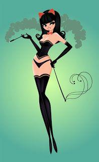 Steve Scott: Pin Up and Cartoon Girls