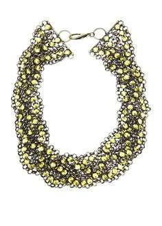MANGO - ACCESORIOS - Bisuteria - Collares y Colgantes - TOUCH - Collar múltiples cadenas