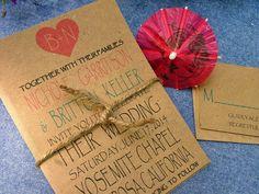DIY Print your own Wedding Invitations by sweetinvitationco, $100.00