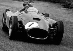 Juan Manuel Fangio (ARG) Ferrari D501956.