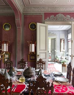 HOUSE TOUR: The Most Beautiful Home In Istanbul  - Veranda.com
