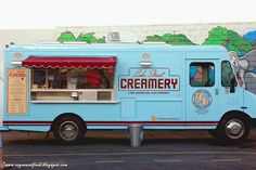 Lake Street Creamery food truck ~ Vegas and Food