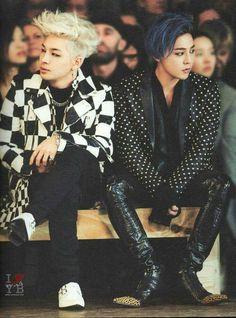 G Dragon & Taeyang
