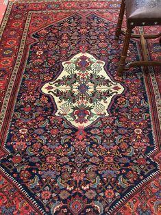 Persian Heriz Serapi Rug Rugs Rugs On Carpet Persian