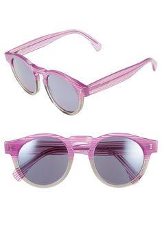 Illesteva 'Leonard' 48mm Sunglasses available at #Nordstrom $177