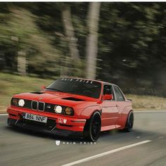 Bmw (Hopefully not an original donor) Bmw E30 M3, Tuning Bmw, E36 Coupe, Bmw Autos, Bmw Classic Cars, Tuner Cars, Modified Cars, Bmw Cars, Amazing Cars