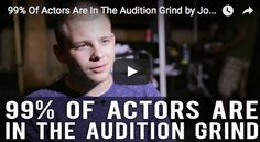 99 Percent Of #Actors Are In The #Audition Grind - Interview with #JonathanLipnicki From #LIMELIGHTMovie     #actorslife #losangeles #film #acting #actress #actresses #actingtips #casting #auditions #movies   #jerrymaguire #setlife