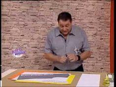 Hermenegildo Zampar - Bienvenidas TV - Explica transformaciones de moldes de punto en telas. - YouTube Easy Sewing Patterns, Clothing Patterns, Dress Patterns, Sewing Basics, Sewing Hacks, Anna White, Learn To Sew, How To Make, Sewing Clothes