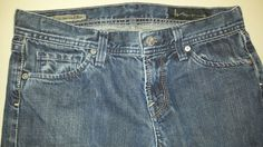 Citizens of Humanity Ingrid #002 Blue Jeans Flare Low Waist Womens Sz 28 #CitizensofHumanity #Flare http://stores.ebay.com/Castys-Collectibles?_dmd=2&_nkw=citizens+jeans