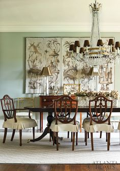 Dining Room - Amy Morris