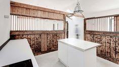 Manor House Stables - Grado II Conversión Estable Contemporáneo Restauración Moderna - Winchester Hampshire arquitecto moderno