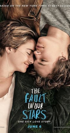 The Fault in Our Stars (2014) - Loved the book, hope I love the movie.