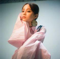 aliceroxy - visual moodboard by fashion stylist Charlotte Everaert Fashion Stylist Jobs, Lee Hi, Stealing Beauty, Korean Ulzzang, Kpop, Beauty Bar, Fashion Tips For Women, Stylists, Feminine
