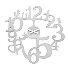 Koziol pi:p Wanduhr Ø 45 cm Jetzt bestellen unter: https://moebel.ladendirekt.de/dekoration/uhren/wanduhren/?uid=009105b9-6883-53e1-a688-a1f2408ea4e0&utm_source=pinterest&utm_medium=pin&utm_campaign=boards #uhren #dekoration