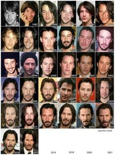 """""""With the birthday of Keanu coming up …. 32 years of Keanu Reeves """" Keanu Reeves John Wick, Best Quotes, Funny Quotes, Keanu Reaves, Actrices Hollywood, Beautiful Costumes, Marvel Heroes, Chris Evans, Film Movie"""